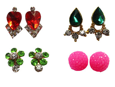 Laddu Gopal Earrings