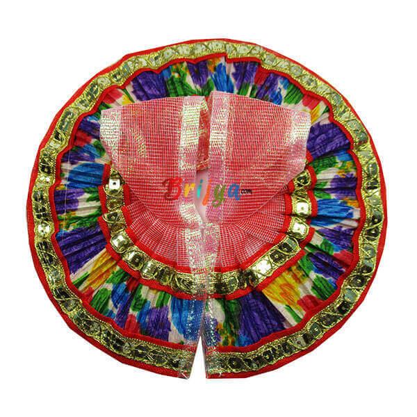Red-Net-Gota-Work-Bal-Gopal-Dress-Poshak
