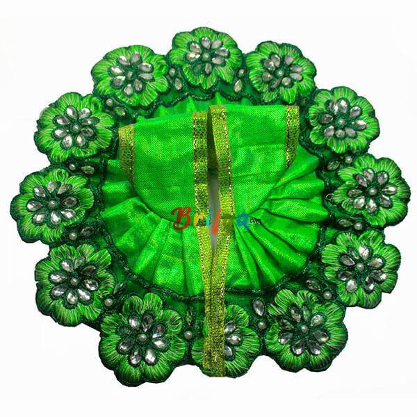 Kundan-Pearl-Work-Green-Simar-Ladoo-Gopal-Dresses-poshak