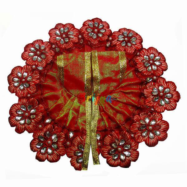 Kundan-Pearl-Work-Red-Simar-Ladoo-Gopal-Dresses-Poshak