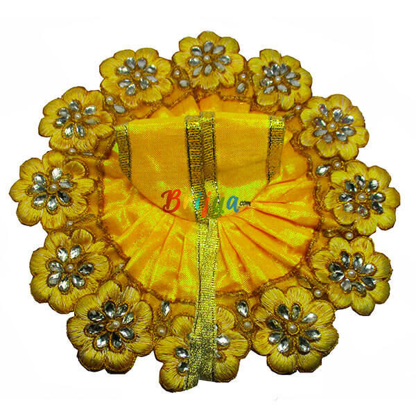 Kundan-Pearl-Work-Yellow-Simar-Ladoo-Gopal-Dresses-Poshak