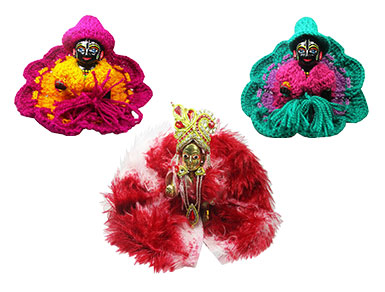 Laddu Gopal Woolen Dress